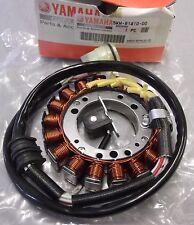 Genuine Yamaha YFM660 YXR660 conjunto de bobina de estator Magneto Generador 5KM-81410-00