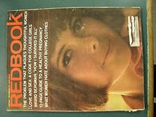 Redbook Magazine February 1964 Ingrid Bergman, JFK
