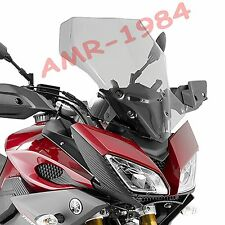 WINDSHIELD SPOILER GIVI YAMAHA MT-09 TRACER 2015 D2122S SPECIFIC FUME'
