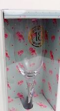Carte Blanche- Me to You Bear- 18th Birthday Champagne Glass BNIB- Keepsake Gift