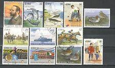 R1526 - IRLANDA 1997 - LOTTO 12 USATI DIFFERENTI - VEDI FOTO
