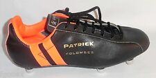 chaussures de foot - soccer boots -COLLECTOR PATRICK COLOMBES VINTAGE  NEUVES 40