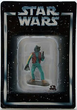 Figurine collection Atlas STAR WARS GREEDO Guerre des Etoiles Figure