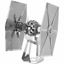 Metal Earth STAR WARS SPECIAL FORCES TIE FIGHTER 3D Model Kit Steel NANO Puzzle