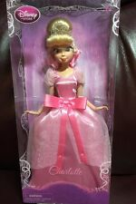 Disney Store Authentic Charlotte of Princess and the Frog classic doll