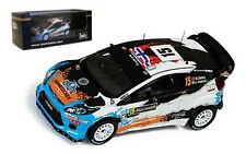 IXO RAM505 Ford Fiesta RS WRC 3rd Sweden Rally 2012 - M Ostberg 1/43 Scale