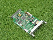 CISCO VWIC2-1MFT-T1/E1 1-PORT 2ND GENERATION MULTIFLEX VOICE WAN INTERFACE CARD