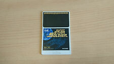 Super Star Soldier Jeu NEC PC Engine Hucard import JAP