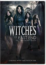 The Witches of East End ~ Complete 1st First Season 1 One ~ NEW 3-DISC DVD SET