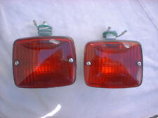 ROVER 2000 3500S P6 REAR FOG LAMPS NEW OLD STOCK LUCAS MORGAN MINI FORD ROOTES