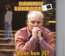 Danny Lukassen -Waar Ben Jij cd single