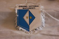 FANION FOOTBALL DINAMO VICTORIA BUCURESTI