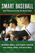 Smart Baseball: How Professionals Play the Mental Game  ( Hardcover,  2005) NEW