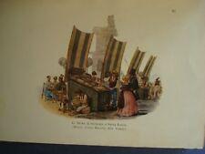 CIONE-NAPOLI ROMANTICA 1830/1848-ED. DOMUS 1948-CON 40 TAVOLE ILLUSTRATE F.T.