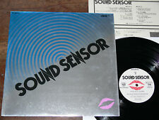 TIME CYCLE (ZEROSEN) Sound Sensor LP ♬ Japan 1976 COSMIC JAZZ FUNK/DISCO Sony