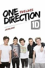 One Direction: Five Lives,VERYGOOD Book