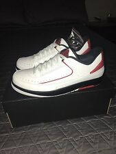 Nike Air Jordan 2 Retro Low Chicago Size 9 DS brand New Basketball