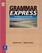 Grammar Express, with Answer Key by Margaret Bonner and Marjorie Fuchs (2001,...
