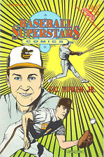 1992 Baseball Superstars Comics Cal Ripken, Jr. Baltimore Orioles July #7