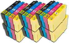 24 T1285 non-OEM Ink Cartridges For Epson T1281-4 Stylus SX440W SX445W SX445WE