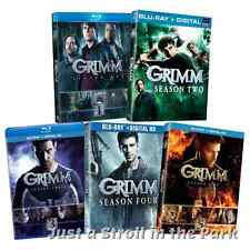 Grimm: Complete TV Series Seasons 1 2 3 4 5 Box / BluRay Set(s) NEW!