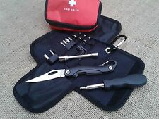 BMW R 1150 GS/ADVENTURE Tool Set + bordo coltello + Set primo soccorso per tutti Bauj.