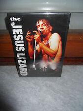 """JESUS LIZARD """"SAME"""" DVD MVD VISUAL USA 2007 - SEALED"""