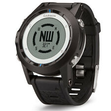 Garmin Quatix Gps Watch For Mariners Sailers Autopilot Kayakers 010-01040-50