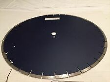 20 -inch Diamond Cutting Saw Blades for wet/dry  concrete and 5-25HP