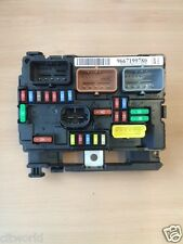 GENUINE PEUGEOT 207 UNDER BONNET FUSE BOX 6500HW