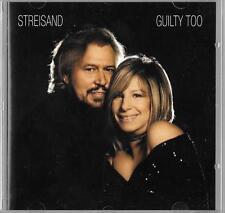 cd guilty too BARBRA STREISAND BARRY GIBB 2005