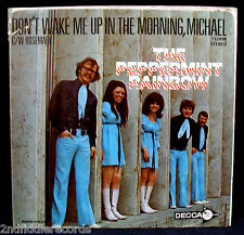 THE PEPPERMINT RAINBOW-Don't Wake Me Up In The Morning-Picture Sleeve-DECCA
