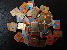 AT&T Nano Sim Card FOR TEST,BYPASS iPhone 5/6/6PLUS, ipad mini & MORE