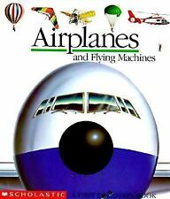 Airplanes and Flying Machines (First Discovery Books), Donald Grant, Good Book