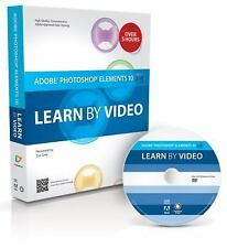 Adobe Photoshop Elements 10 by Tim Grey Learn by Video