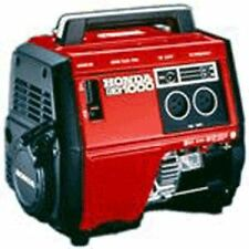 HONDA EX1000 GENERATOR SERVICE AND USER MANUALS ON CD