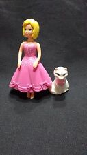 Fashion Polly Pocket Beautiful Doll with cat
