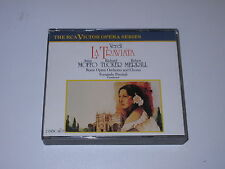2 CD BOX/VERDI/LA TRAVIATA/MOFFO/TUCKER/PREVITALI/RCA GD84144