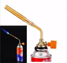 DAS Butane Burner Blower Welding Outdoor Camping BBQ Brazing gas Torch lighter