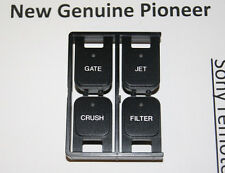 DAC2587 New PIONEER GATE JET CRUSH FILTER KNOB BUTTON For DJM-350