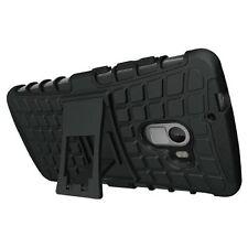 Defender Shockproof Armor Hybrid Flip Stand Back Case Lenovo K4 Note A7010