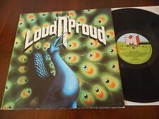 NAZARETH Loud N´Proud UK MOUNTAIN LP 1973