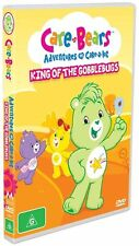 Care Bears - Adventures in Care-A-Lot - King Of The Gobblebugs : Vol 4 (DVD, 201