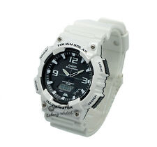 -Casio AQS810WC-7A Analog Digital Tough Solar Watch Brand New & 100% Authentic