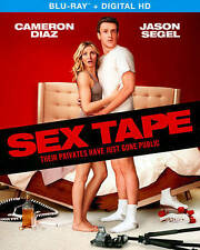 Sex Tape (Blu-ray Disc, 2014, Includes Digital Copy; UltraViolet) - NEW!!