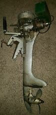 1941 Mercury/Kiekhaefer KB-1A, 2.9 HP Outboard Motor Vintage Collectible Project