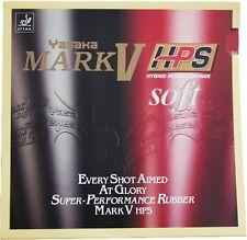 YASAKA Mark V HPS SOFT HYbrid Power Sponge - Offensive Rubber Table Tennis