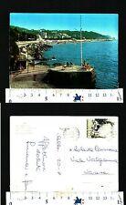 CELLE LIGURE (SV) - PASSEGGIATA A MARE - ANNO 1967 - BEN CONSERVATA - 53017