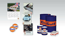 GULF OIL PACK,DRUM,CANS FOR 1/18 SCALE DISPLAY RACING CLASSIC TSM 12AC23