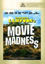 National Lampoon's: Movie Madness - Region Free DVD - Sealed